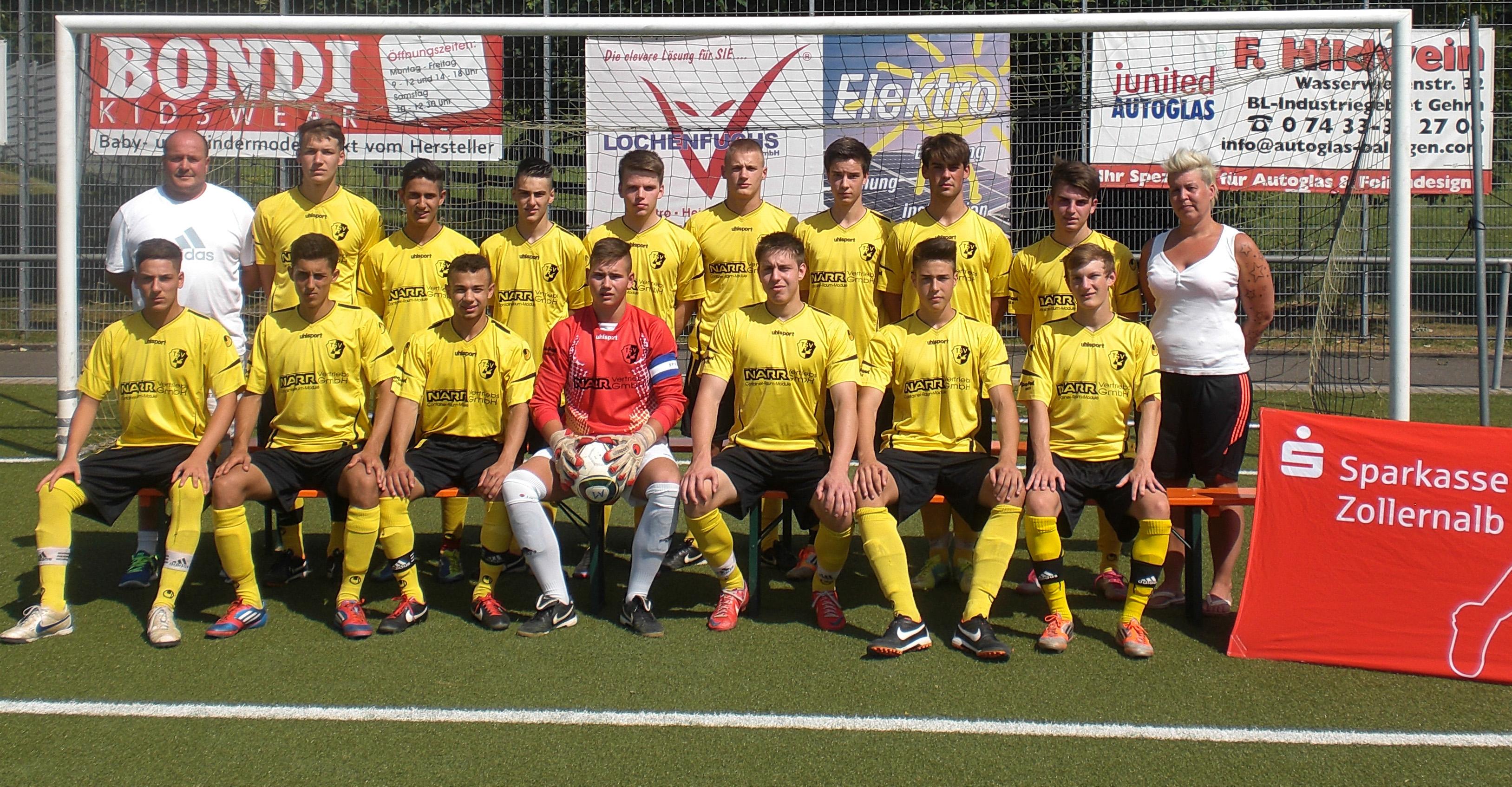 A-Junioren 2013-14