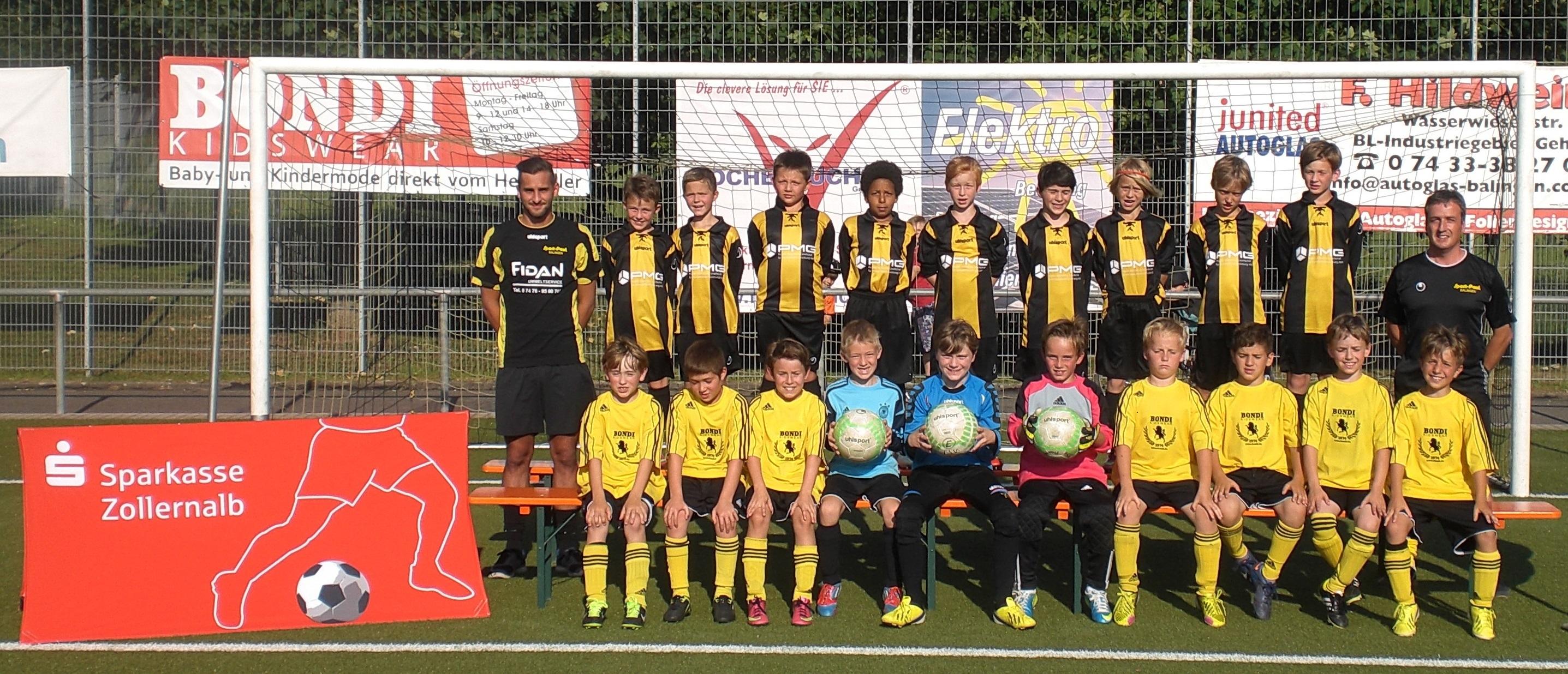 E-Junioren 2013 14