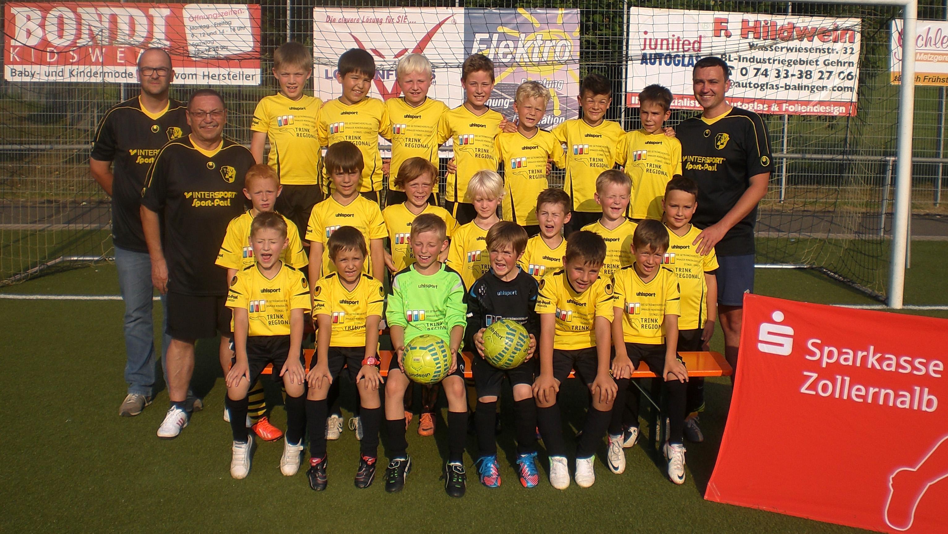 F-Junioren 2013-14