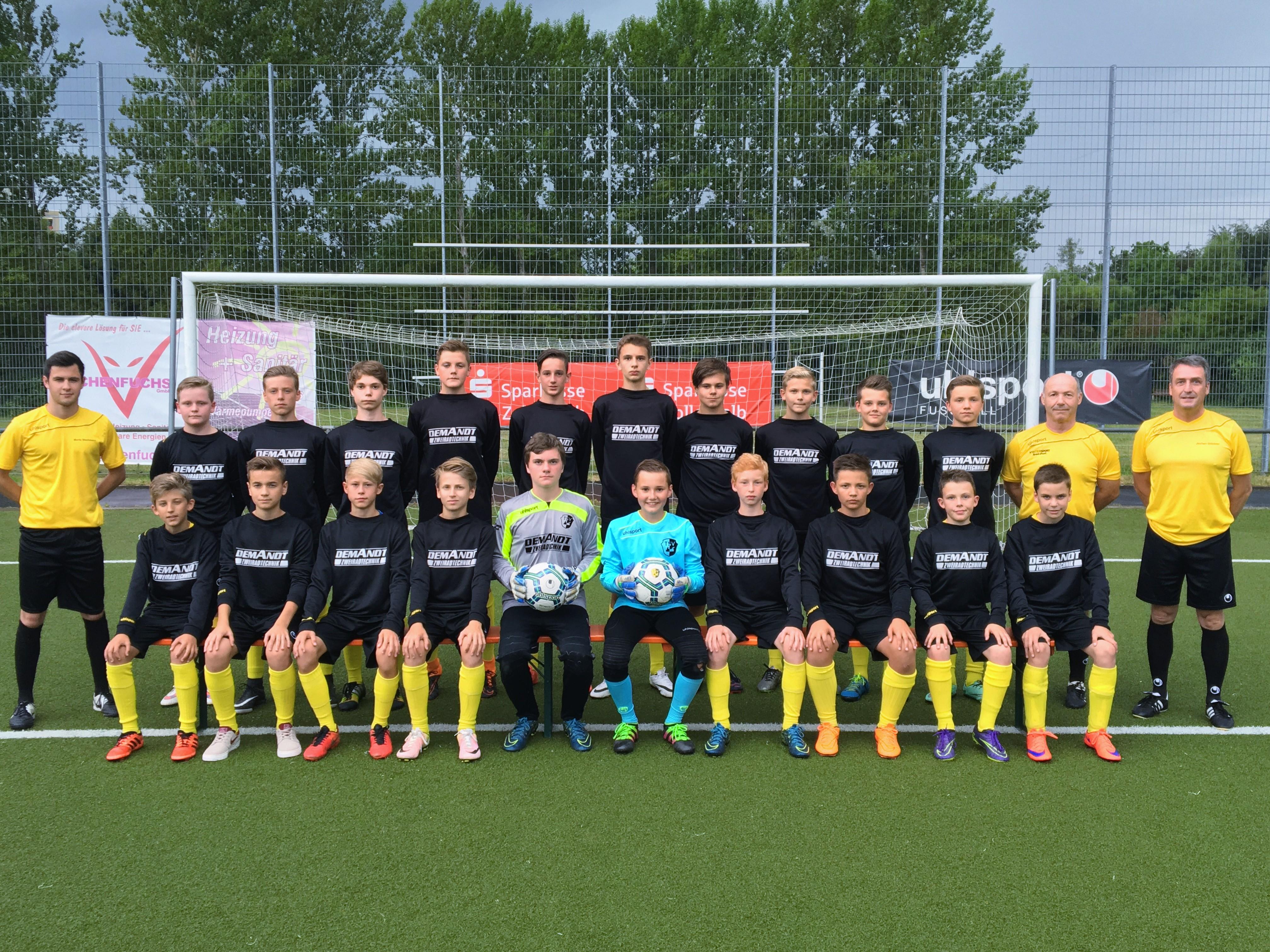 U15 Saison 2016-2017_002 bearbeitet