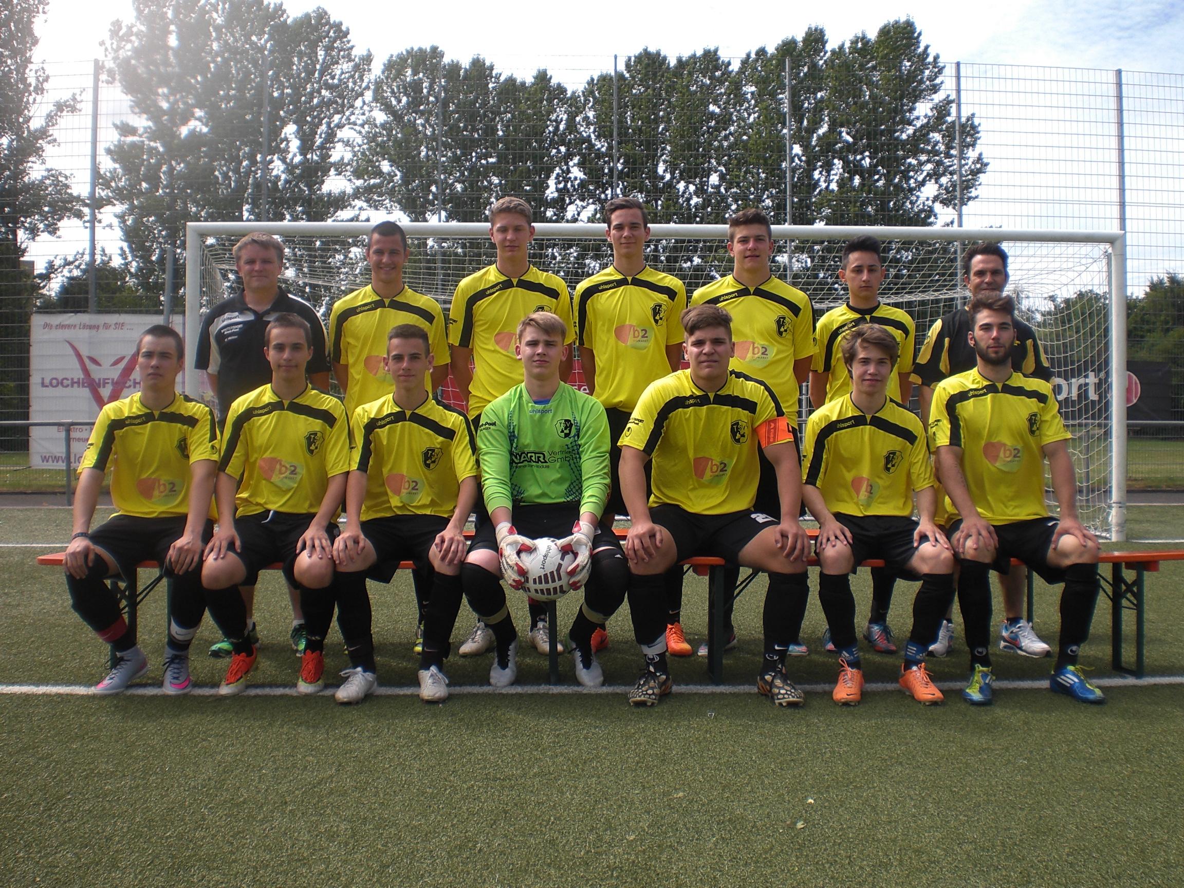 U19 2015-16