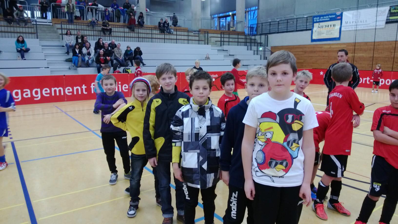 Sport-Paul Cup TSG Balingen 27-Dez-2012