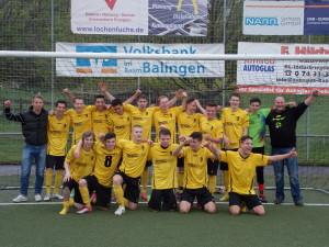 U19 Meisterschaft 136
