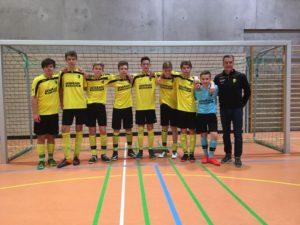U15 in Gomaringen