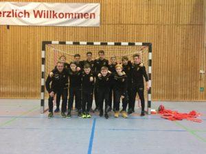 U15 Hallen-Team 1