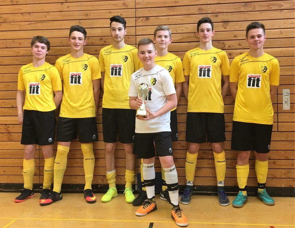 U17 gewinnt überlegen mafu-Cup 2018